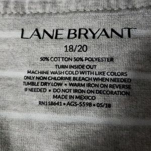 Lane Bryant Tops - Lane Bryant | Over It Graphic Tee